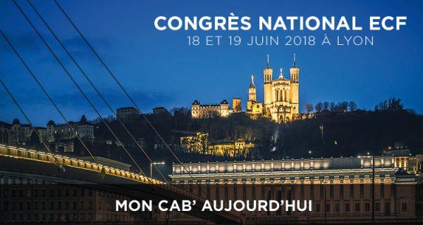 Congrès ECF Juin 2018 Lyon